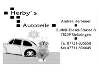 Herbys Autoteile