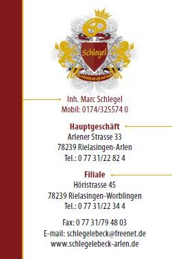 Schlegelbeck Arlen